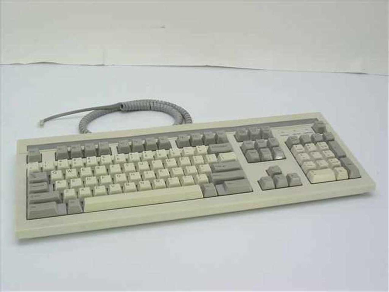 Wyse 901865-01 Keyboard EPC Style C RJ-9 12 Function Keys