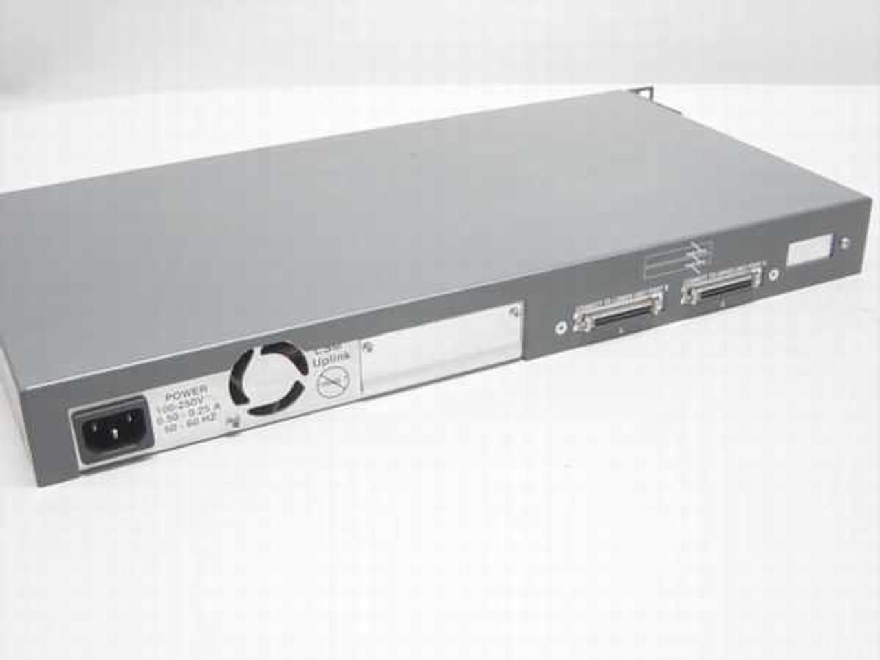 10Mb smc smc3312tc 12 port smc tigerstack 3312tc 10mb hub