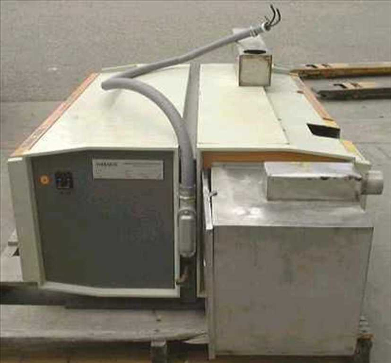 Thermco Products Mb 71 Mini Brute Diffusion Furnace For 2