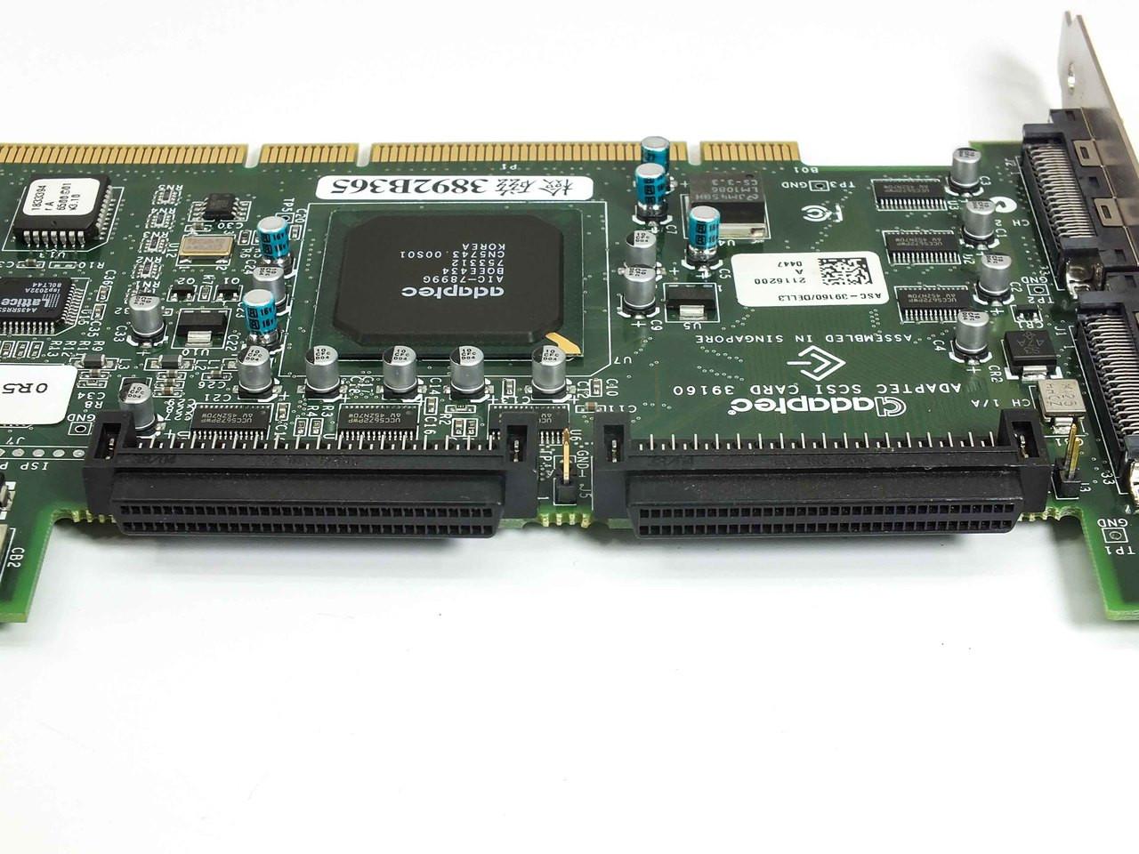 ADAPTEC AIC-7899 ULTRA160 PCI SCSI DRIVER FOR WINDOWS 8
