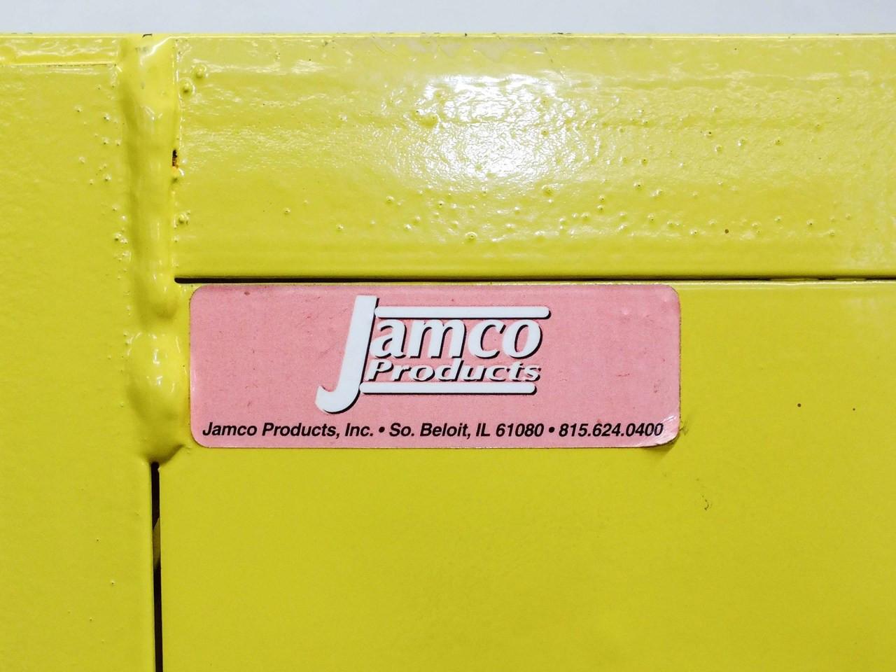 Jamco CA080 Vertical Propane Gas Cylinder Storage Cabinet ...