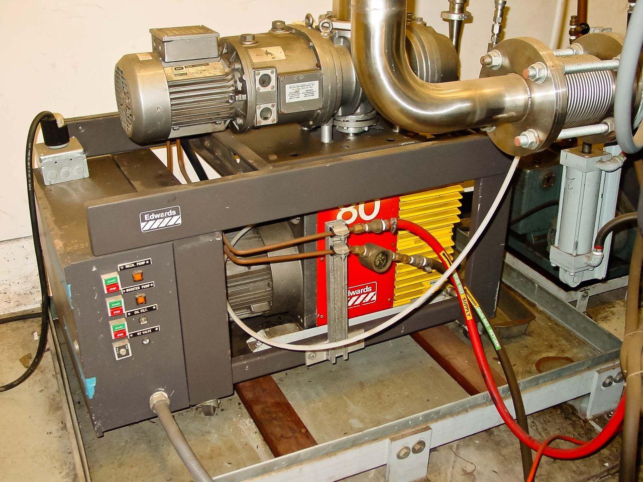Ipsen Vfc 424 R Heat Treating Vacuum Furnace