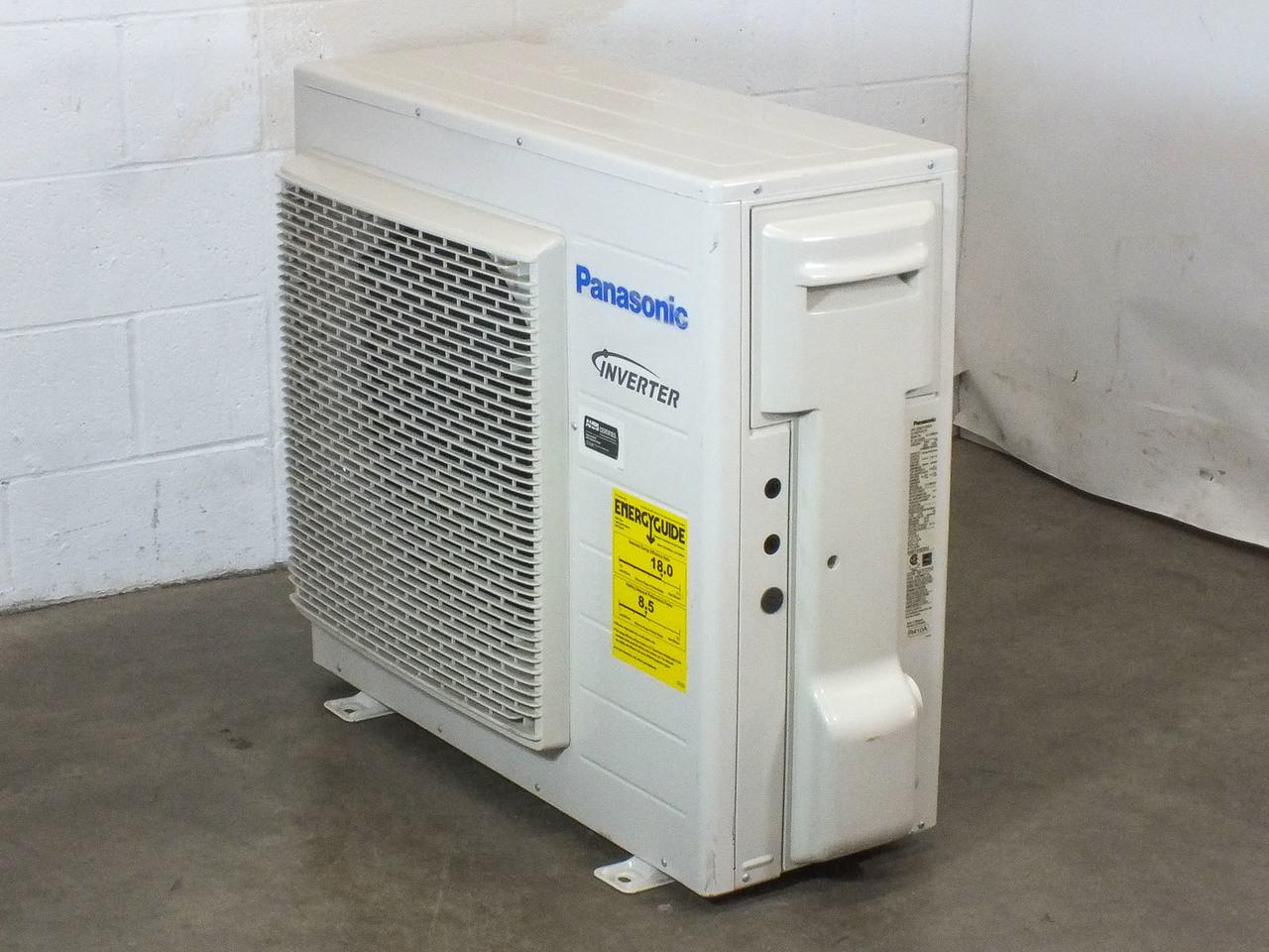 Outdoor Air Conditioner Unit 208Volt AC (Panasonic CU-E18NKU)