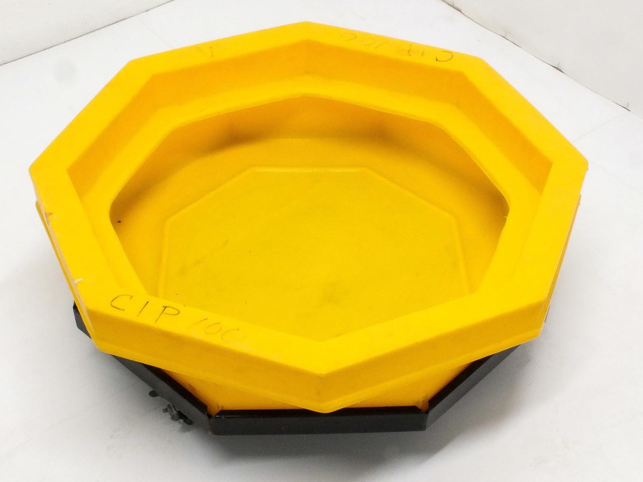 Ultratech International 55-Gallon Spill + Safety Ultra Drum Dolly