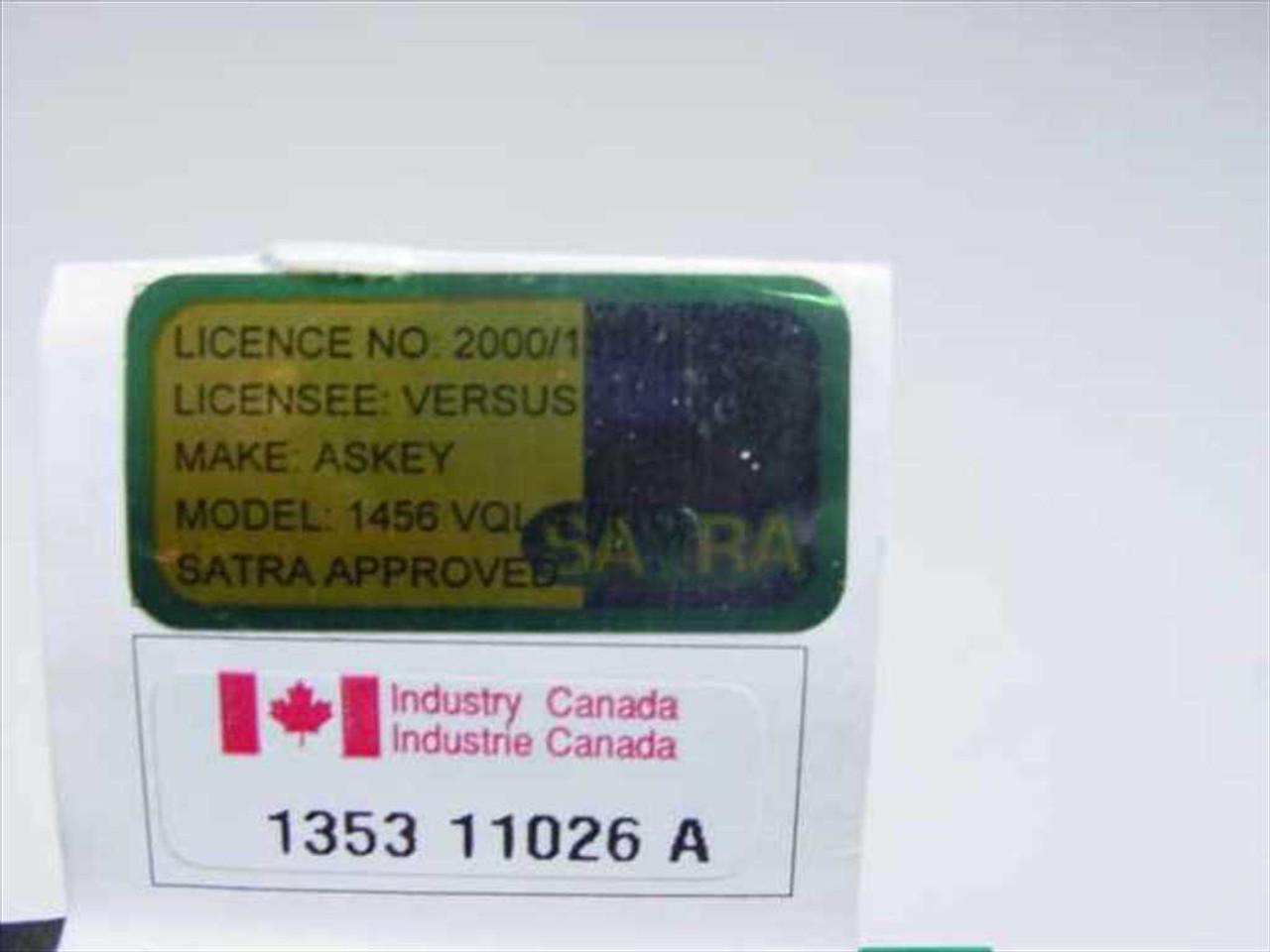 Askey V1456VQH-R Drivers Download