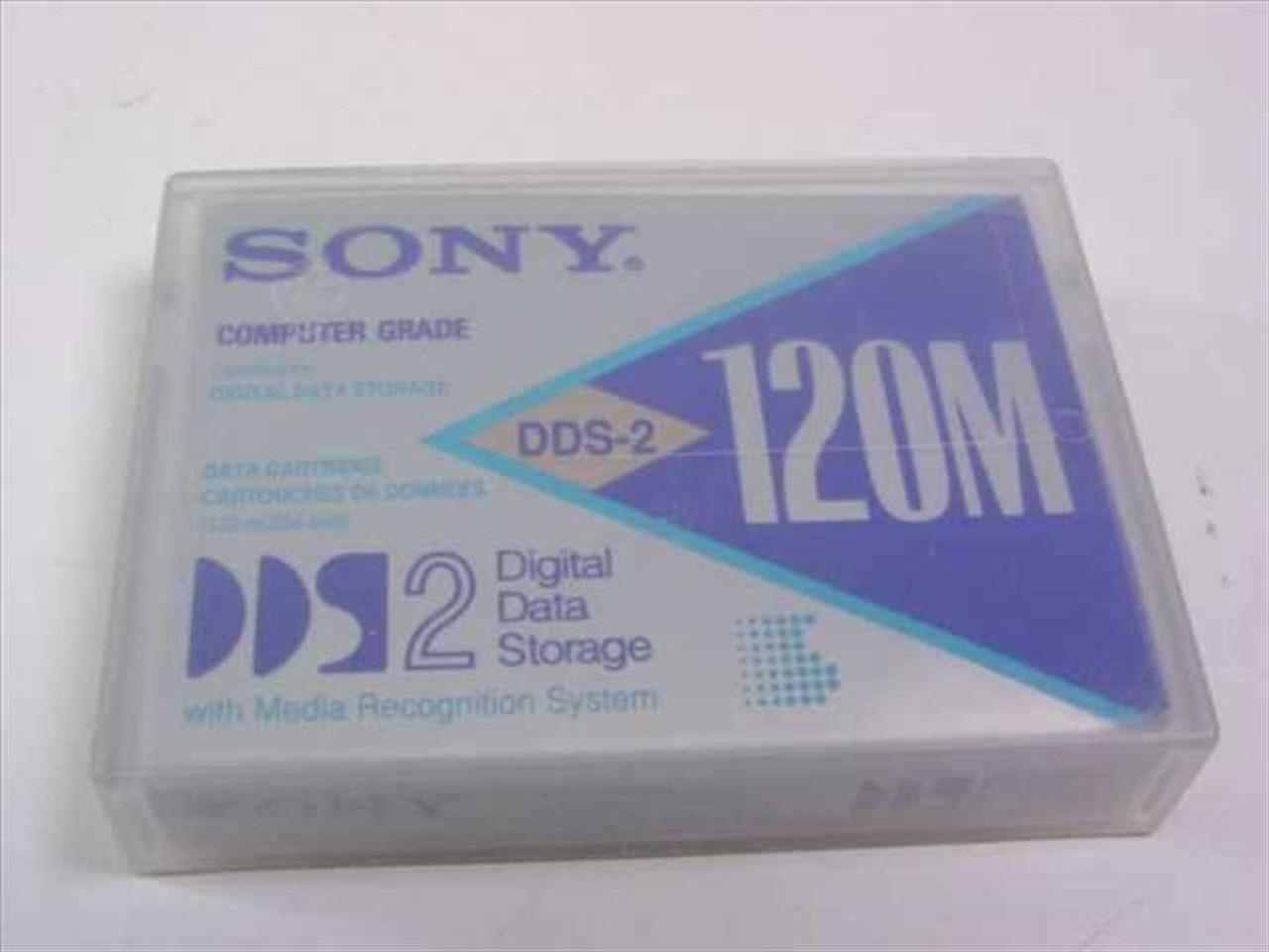Sony DGD120MA Digital Data Storage DDS 2 Tape Cartridge