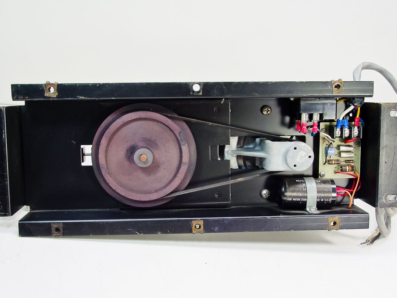 robbins & myers motor assembly for custom rackmount fan (1/3