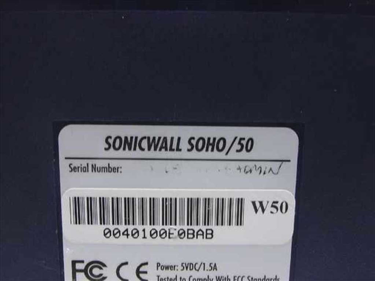 SonicWall Internet Security Appliance w/ SOHO/50 Device (Pro)