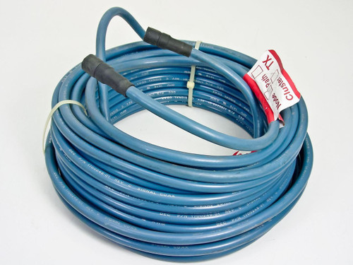 Digital Equipment 70-18541-01 Approx. 70-Feet of Thick Coaxial / BNC Cable - DEC