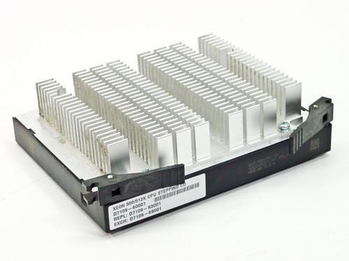 Intel SL3D9 500MHz Pentium III Xeon Processor 500/100/512/ S2 - 1998
