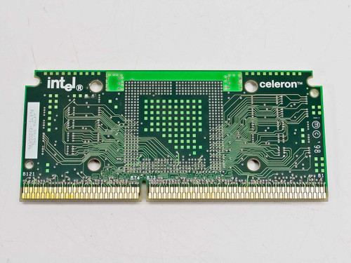Intel  Celeron 366 MHz, 128K Cache 98500073 SL37Q