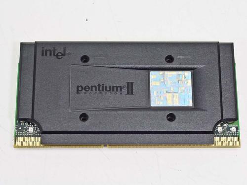 Intel SL356 Pentium II 350 MHz CPU/Microprocessor Bus:100MHz Cache:512KB 2V