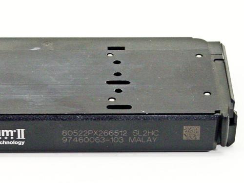 Intel SL2HC Slot 1 PII 266 MHz CPU 80522PX266512 512kb