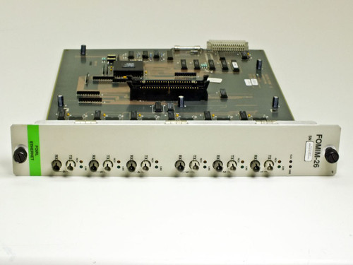 Cabletron 6 Port Fiber Interface Module FOMIM-26