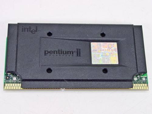Intel SL37F 350MHZ Slot 1 PII CPU - Intel Pentium II - No Heatsink or Fan