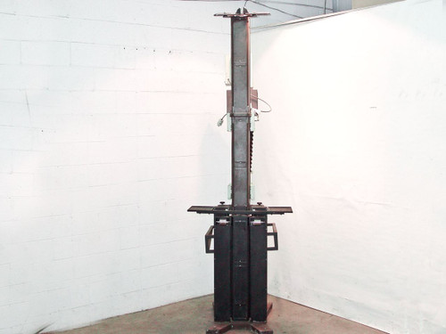 "De Vere 507 Varicon 5"" x 7"" Enlarger VINTAGE and Needs Love - As Is / For Parts"