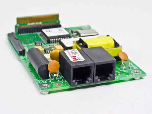 Compaq  2400/9600 Internal Fax Modem 137103-003