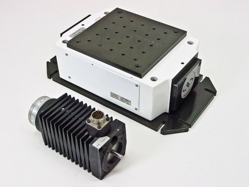 Newport M-UZM160.1 Vertical Linear Stage DC Drive for Heavy Loads UE73PP Stepper