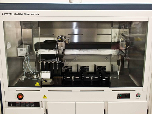 Symyx Technologies Crystallizer CE S14100 Robotic Crystallization Workstation