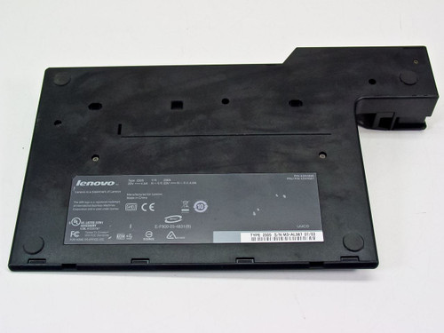 Lenovo T60 R60 Z60 Thinkpad Laptop Mini Dock Type 2505 Port Replicator (42W4601)