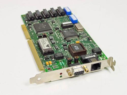 Thomas-Conrad TC9145 16-Bit ISA Token Ring Network Card with 9-Pin Port