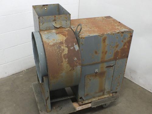 Loren Cook 135 CPV Centrifugal Blower Vent Set - 115 VAC 10.6A mp 0.75HP