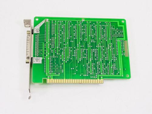 Mitsubishi 8 Bit ISA WEPR10 Parallel Interface Card DC280179D