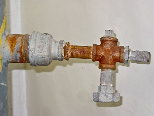 "APHD Tank - 1"" pipe fittings  10STDWPB"