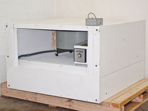 "Vari-Speed 40"" x 39"" x 24"" Laminar Flow Hood - Needs Some Wiring - As Is"