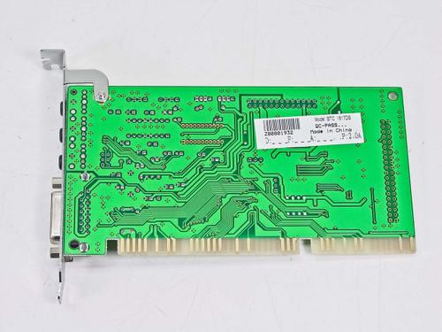 Opti 82C931 16-Bit ISA Sound Card Pn: 1547000020
