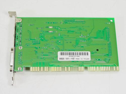 OPTi 82C931 Opti 16-Bit ISA Sound Card SK826-1411-1197 CD Controller w Audio In