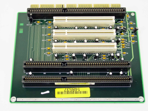 Packard Bell 3 PCI 3 ISA Riser Card - 52F53 Rev C 148537