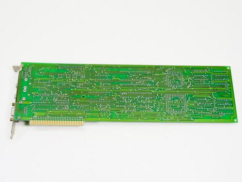 Chips 1N5817 8-Bit ISA 9-Pin EGA Enhanced Graphics Adapter Video Card