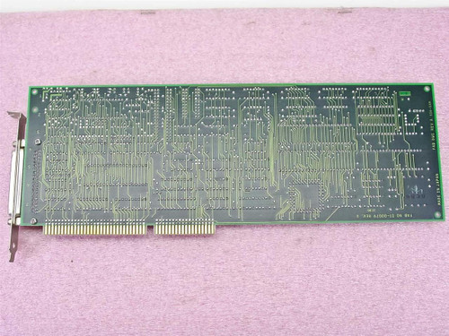 Data Technology Corp 16 Bit MFM Hard Drive/Floppy Controller Card P/N 10-00079