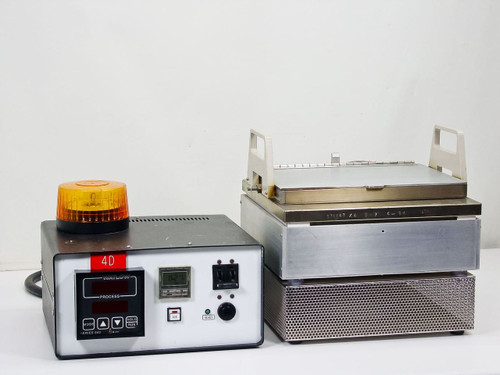 Watlow Series 942 Temperature Controller with Custom 750 F Hotplate