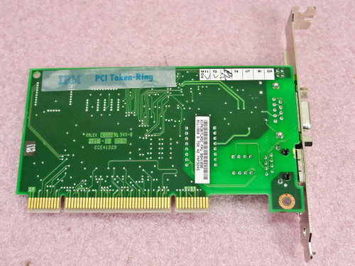 IBM IBM PCI Token Ring Network Card PN 01L1968 (86H1896)
