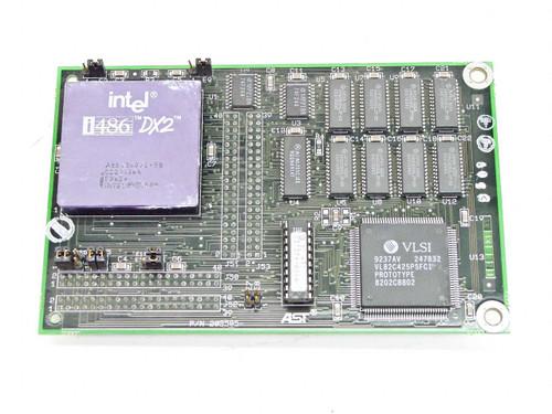 AST Board Processor Bravo LC 486/33 202505-007X1 Vintage 1992 (202505-302 X1)