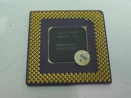 Intel Pentium I 100Mhz Processor CPU Chip - A80502100 (SY007)