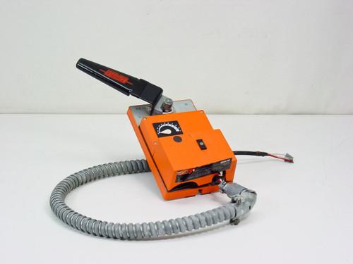 Delta SM24-SR Damper Actuator Valve 15Nm BV 05-2-10 - CRACKED Orange Plastic