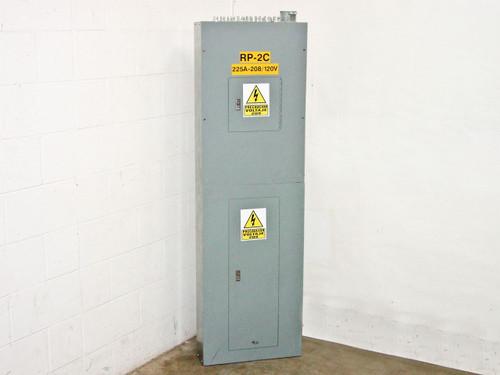 Square D 80102-147-50 Circuit Breaker- Type 1 Enclosure with Circuit Breakers