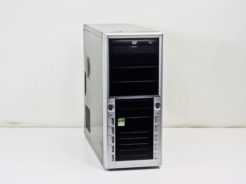 AMD 2600 Plus Desktop Tower PC with Sempron 1.6GHz CPU, 40GB HDD, 1GB Ram