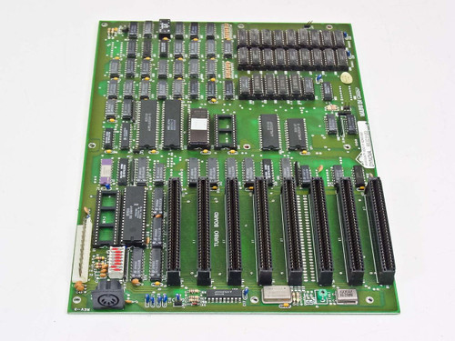 SonicView SK Turbo Board XT MotherBoard / System Board - with 8 8-Bit ISA Slots