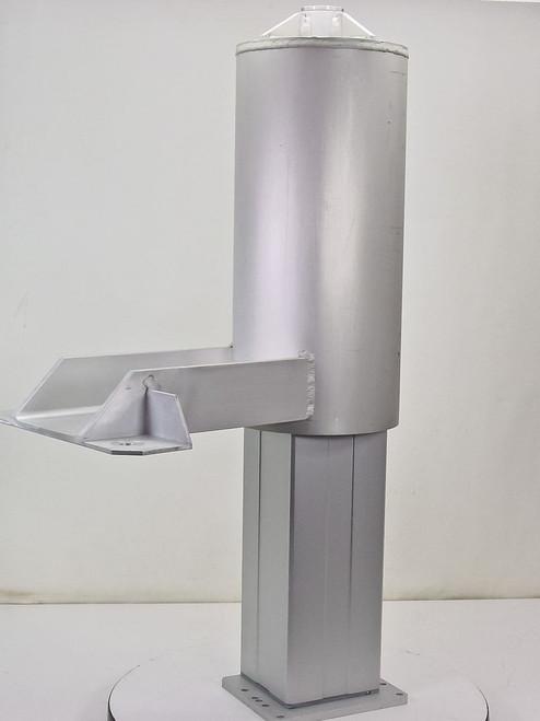 Magnetic Elektromotoren THC 8AWDK-008 Linear Actuator 500W 600mm Stroke 12mm/s