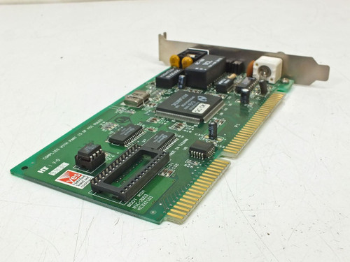 Yes Netware Network Card Coax NIC-2003 16 Bit ISA KC331101