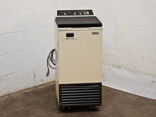 Tomy MRX-152 High Speed Refrigerated Micro Centrifuge TMA-6 Rotor - Tested 0°C
