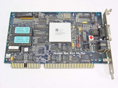 Madge Straight Blue 16/4 ISA Network Card (152-300-03)