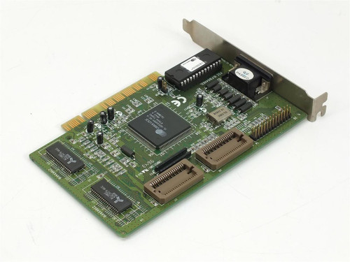 Cirrus Logic  PCI Video Card 15 Pin Joytech 54X6/3X REV B-2