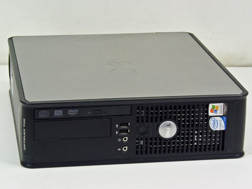 Dell Optiplex 745 SFF Intel Core 2 DUO 2.13GHz, 2GB RAM, 160GB HDD Desktop PC