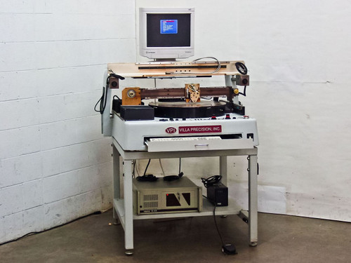 Villa Precision GS-210 Glass Scriber with Automatic Single Head and Computer