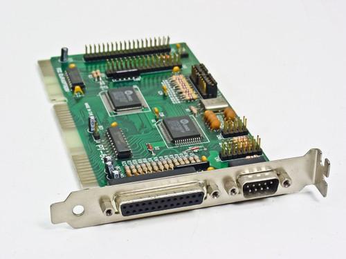 IBM 16 Bit Serial Parallel Card SUPERIDI   PT-606